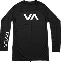 RVCA Men's Sport Long Sleeve Rashguard