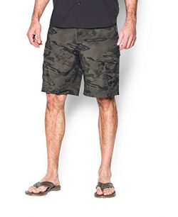 Under Armour Men's UA Fish Hunter Cargo Short Riverbed 32W x 10L