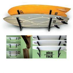 Nice Rack Surfboard Wall Rack – Triple