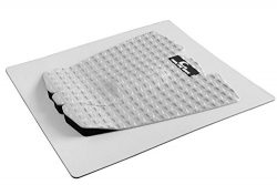 Own the Wave 3-Piece Grip Pad – Arctic White