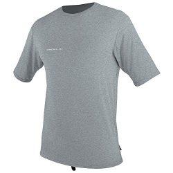 O'Neill Men's Hybrid UPF 50+ Short Sleeve Sun Shirt