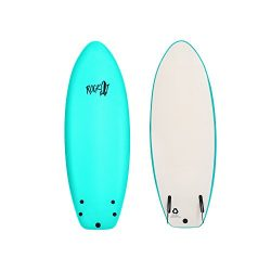 "Rock-It 4'11"" CHUB Surfboard (Teal)"
