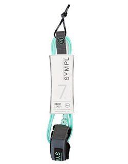 Premium Surfboard Leash 7′ ft. Pro (multiple size, colors) – MINT