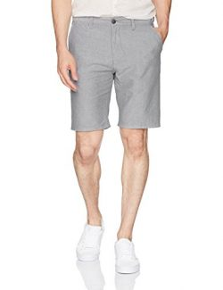 Quiksilver Men's Krandy Oxford Short, Used Grey, 31