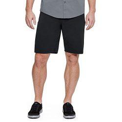 Under Armour Men's Fish Hunter 2.0 Shorts, Black, 36