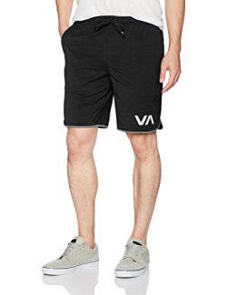 RVCA Men's Va Sport Short Ii 20, Black, X-Large