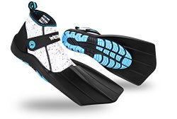 Wildhorn Topside Snorkel Fins- Compact Travel, Swim, and Snorkeling Flippers for Men and Women.  ...