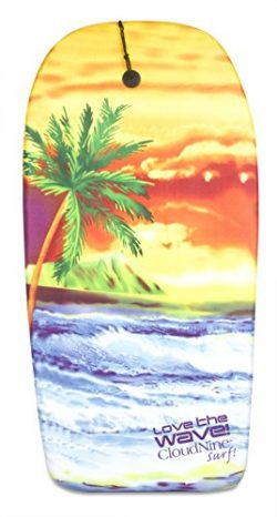 Cloudnine Body Board 41″ (Palm Tree)