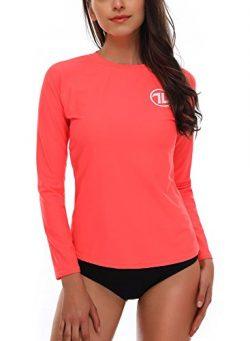 Taylover UPF 50+ Women's Long Sleeve T-Shirt – Sun Protective