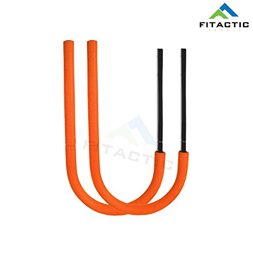 FITactic Metal Display Wall Rack Set for SUP board, Surfboard, Wakeboard, Kiteboard, Snowboard,  ...
