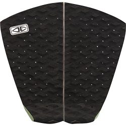 Ocean and Earth Dreamin Black Surfboard Traction Pad – 2 Piece