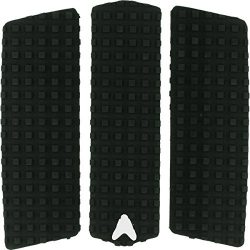 Astrodeck 408 Christian Fletcher Black Front Foot Traction Pad – 3 Pieces