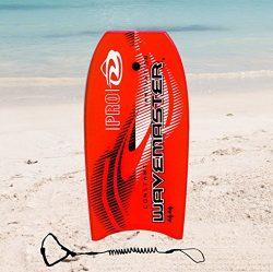 BeachMall 44 inch Ultimate Wavemaster Pro Bodyboard