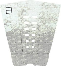 Sticky Bumps Team Grey / White Fade Surfboard Traction Pad
