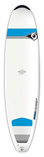 BIC Sport DURA-TEC Natural Surf 2 Surfboard, 7'9″ x 22″ x 2.9″ x 58 Larg ...