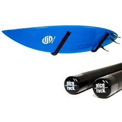 Nice Rack – Surfboard & Longboard Angled Rack – High Strength