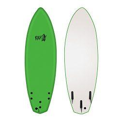 Rock-It 6′ HOPE Surfboard (Green)