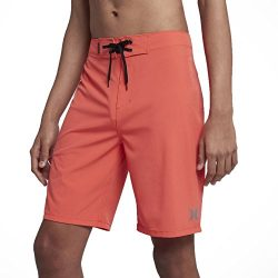 Hurley Phantom One and Only 20″ Boardshorts – Rush Coral – 44