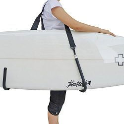 YHOUSE SUP Paddle Board Carry Strap with Double Hook, Durable Surfboard Storage Sling – Lo ...