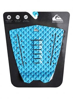 Quiksilver Mens New Pin Line – Surfboard Tail Pad Blue One Size