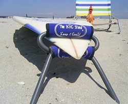 Surfboard Beach Stand (Blue, short)
