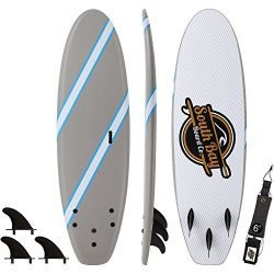 SBBC – Soft Top Surfboard – || 6ft Guppy || – Fun Performance Foam Surfboards  ...