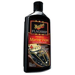 Meguiar's M6316 Flagship Premium Marine Wax – 16 oz
