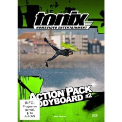 Action Pack Bodyboard 2 [Import allemand]
