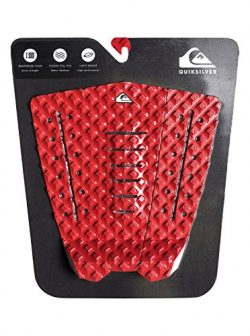 Quiksilver Mens New Pin Line – Surfboard Tail Pad Red One Size