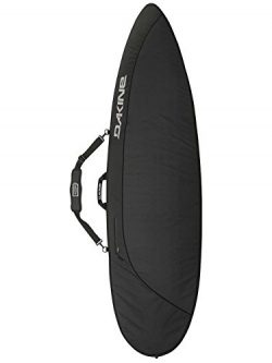 Dakine 6'6″ Cyclone – Thruster Surfboard Bag (Cyclone Black, ONE Size)