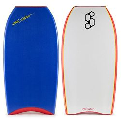 Mike Stewart Science Style Loaded 2018 Bodyboard 41 Blue/Red/White