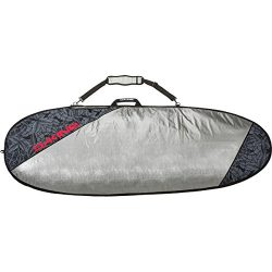 "Dakine Unisex Daylight 6'6"" Hybrid Surfboard Bag, Stencil Palm, One Size"