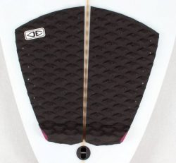 Ocean & Earth surfboard tail pad traction grip Black Out – 2 piece 12″ long 25 m ...