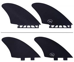 Ho Stevie! Surfboard Twin Fins (2 Fins) – Keel Fins Fish Surf Boards [FCS Futures Sizes]