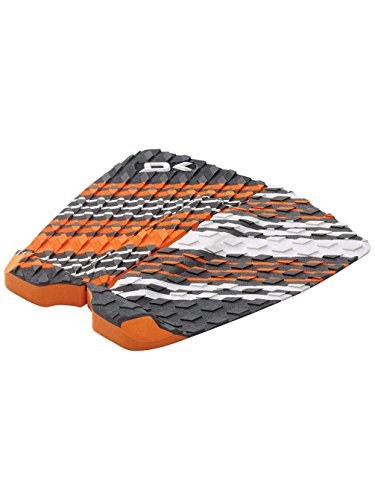 Dakine Men's Ian Gentil Pro Surf Traction Pad, Gunmetal, OS